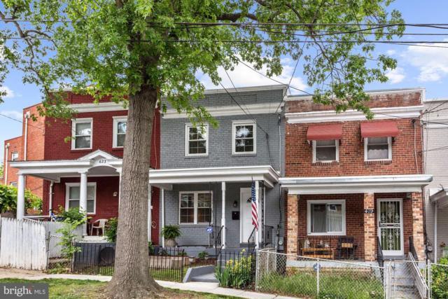 421 Longfellow Street NW, WASHINGTON, DC 20011 (#DCDC427336) :: Advance Realty Bel Air, Inc