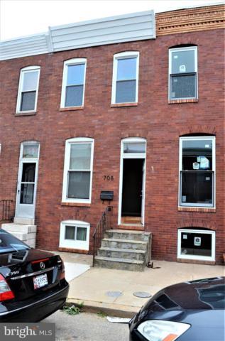 708 S Fagley Street, BALTIMORE, MD 21224 (#MDBA468990) :: Shamrock Realty Group, Inc