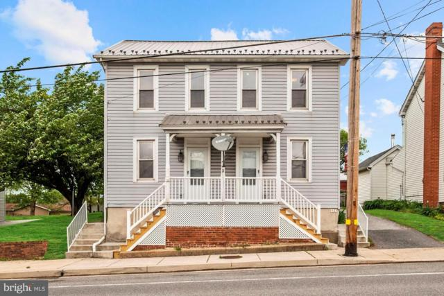 126 W Baltimore / 126 Street, TANEYTOWN, MD 21787 (#MDCR188588) :: ExecuHome Realty