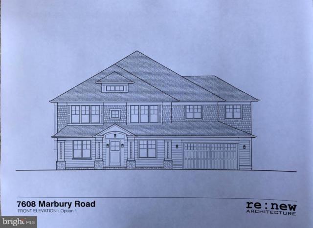 7608 Marbury Road, BETHESDA, MD 20817 (#MDMC659226) :: The Redux Group