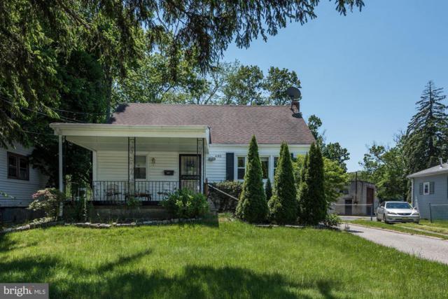490 N Church Street, MOORESTOWN, NJ 08057 (MLS #NJBL345014) :: The Dekanski Home Selling Team
