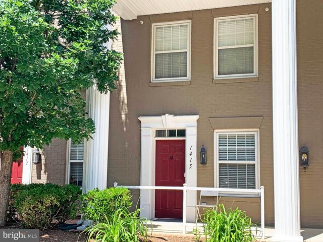 1415 Roundhouse Lane, ALEXANDRIA, VA 22314 (#VAAX235612) :: Jennifer Mack Properties