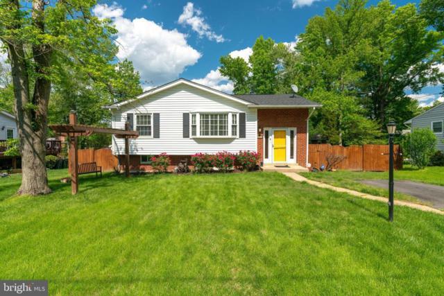 8819 Benham Street, LORTON, VA 22079 (#VAFX1062654) :: The Riffle Group of Keller Williams Select Realtors