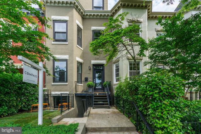 145 Adams Street NW #1, WASHINGTON, DC 20001 (#DCDC427394) :: Eng Garcia Grant & Co.