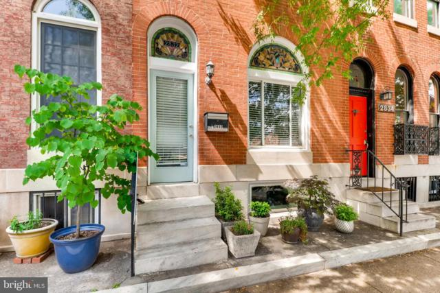 2832 E Baltimore Street, BALTIMORE, MD 21224 (#MDBA469042) :: The Maryland Group of Long & Foster Real Estate