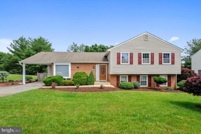 12106 Kings Arrow Street, BOWIE, MD 20721 (#MDPG528706) :: Pearson Smith Realty