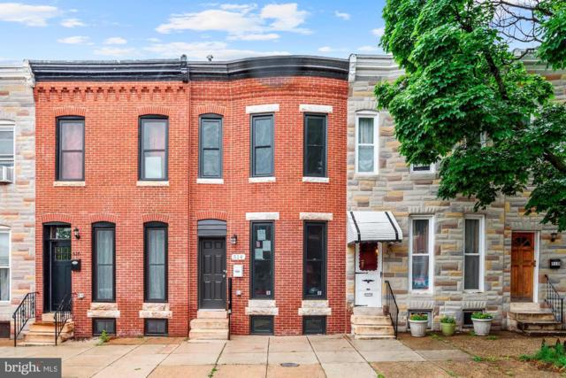 514 W 27TH Street, BALTIMORE, MD 21211 (#MDBA469072) :: ExecuHome Realty