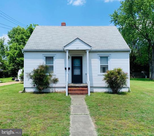117 Gibson Street, FREDERICKSBURG, VA 22401 (#VAFB115052) :: ExecuHome Realty
