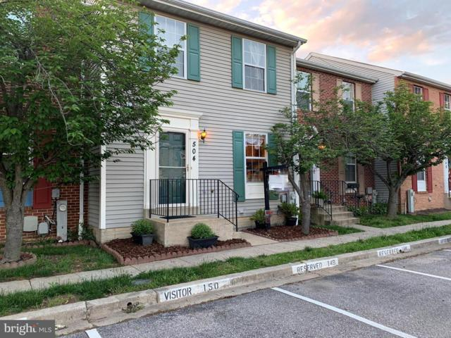 504 Kingdom Court, ODENTON, MD 21113 (#MDAA400194) :: ExecuHome Realty