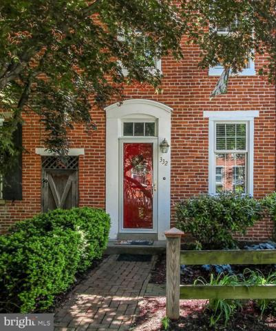 332 W Newton Avenue, YORK, PA 17401 (#PAYK116936) :: The Heather Neidlinger Team With Berkshire Hathaway HomeServices Homesale Realty