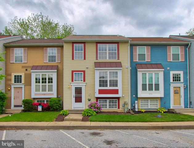 492 Silver Court, WESTMINSTER, MD 21158 (#MDCR188610) :: The Kenita Tang Team