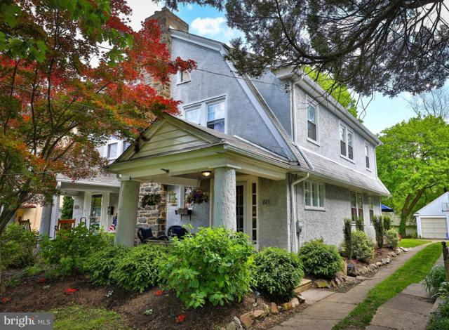 611 Woodcrest Avenue, ARDMORE, PA 19003 (#PADE491622) :: ExecuHome Realty