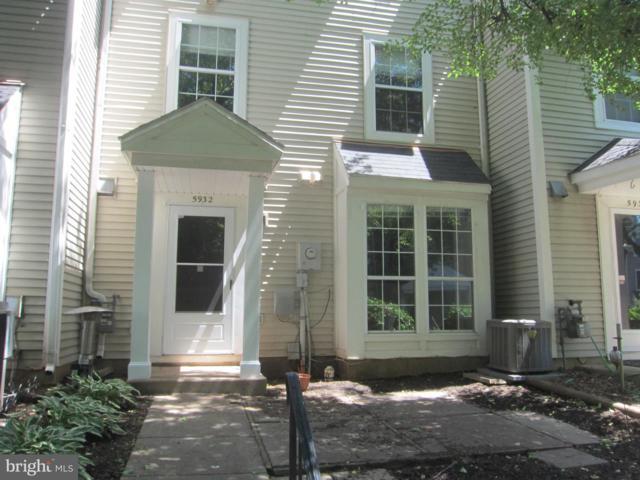 5932 Havener House Way, CENTREVILLE, VA 20120 (#VAFX1062846) :: The Kenita Tang Team