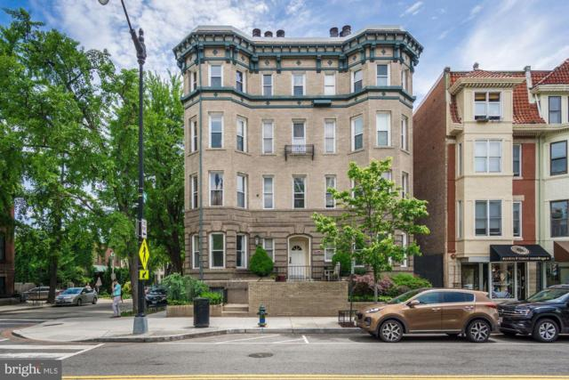 1815 18TH Street NW #302, WASHINGTON, DC 20009 (#DCDC427500) :: Shamrock Realty Group, Inc