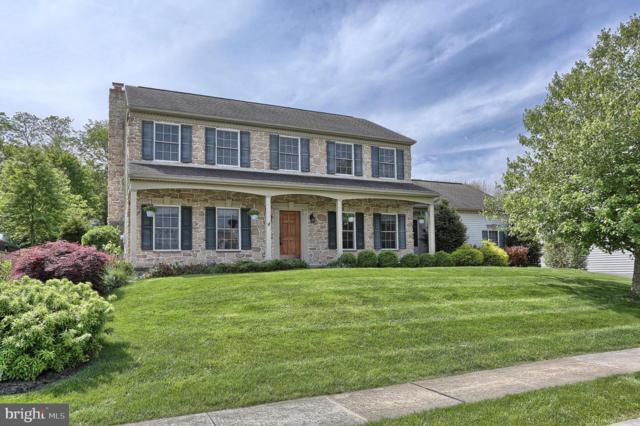 34 Fieldcrest Drive, PALMYRA, PA 17078 (#PALN106986) :: The Craig Hartranft Team, Berkshire Hathaway Homesale Realty