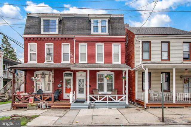 28 N 8TH Street, COLUMBIA, PA 17512 (#PALA132842) :: The Joy Daniels Real Estate Group