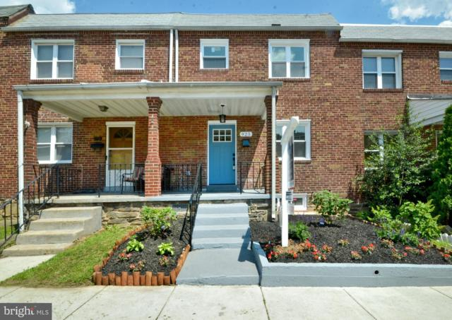 925 Oldham Street, BALTIMORE, MD 21224 (#MDBA469132) :: The Miller Team