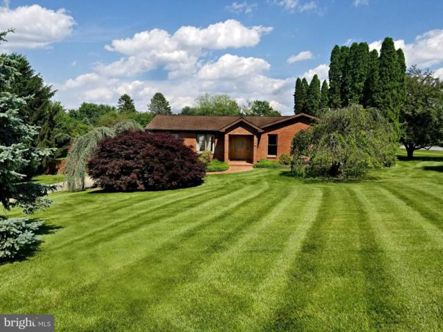 3101 Pheasant Run, IJAMSVILLE, MD 21754 (#MDFR246652) :: Jim Bass Group of Real Estate Teams, LLC