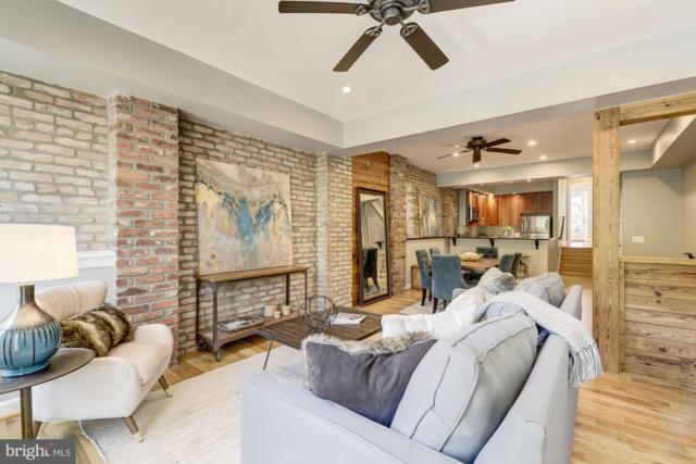 2242 Ontario Road NW #3, WASHINGTON, DC 20009 (#DCDC427546) :: Crossman & Co. Real Estate