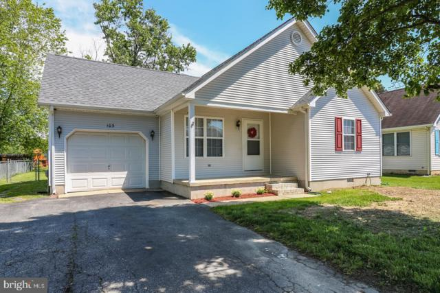 103 Courtney Lane, FELTON, DE 19943 (#DEKT228920) :: REMAX Horizons