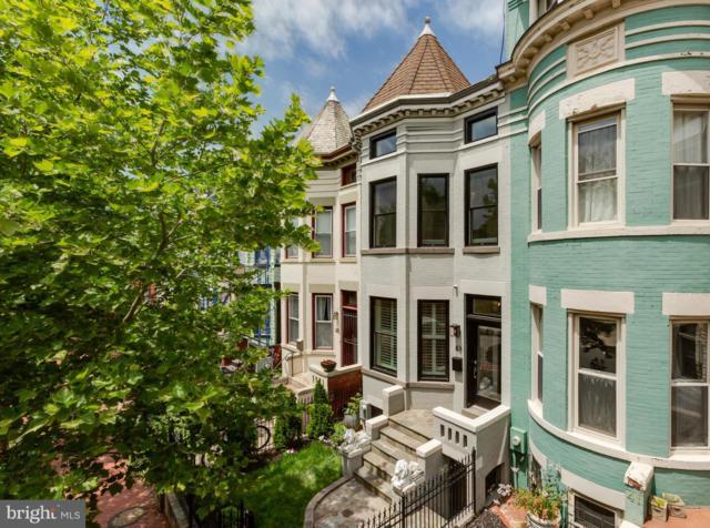 43 U Street NW, WASHINGTON, DC 20001 (#DCDC427558) :: Jennifer Mack Properties