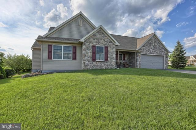 815 Walnut Crest Drive, LEBANON, PA 17046 (#PALN107000) :: The Heather Neidlinger Team With Berkshire Hathaway HomeServices Homesale Realty