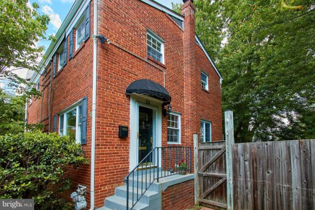 24 Underwood Place, ALEXANDRIA, VA 22304 (#VAAX235648) :: The Miller Team