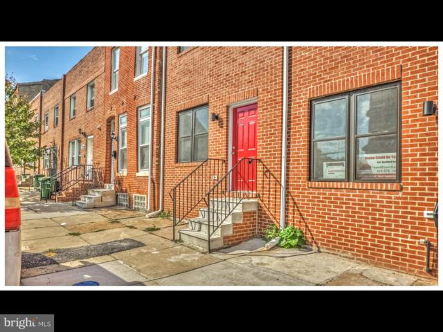 1032 W Fayette Street, BALTIMORE, MD 21223 (#MDBA469190) :: Tessier Real Estate
