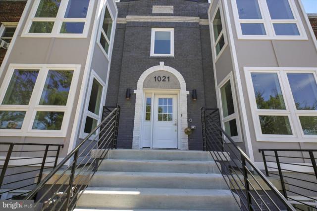 1021 17TH Street NE #6, WASHINGTON, DC 20002 (#DCDC427608) :: Eng Garcia Grant & Co.