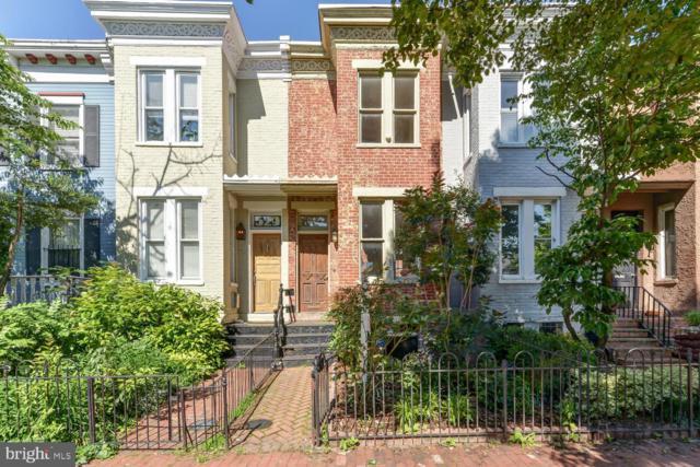 527 9TH Street SE, WASHINGTON, DC 20003 (#DCDC427614) :: Shamrock Realty Group, Inc