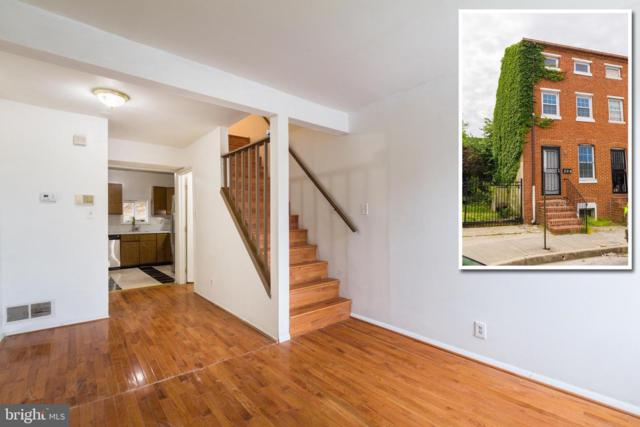 437 Orchard Street, BALTIMORE, MD 21201 (#MDBA469258) :: Advance Realty Bel Air, Inc