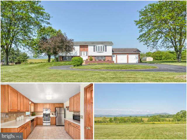 15410 Motters Station Road, ROCKY RIDGE, MD 21778 (#MDFR246696) :: The Licata Group/Keller Williams Realty