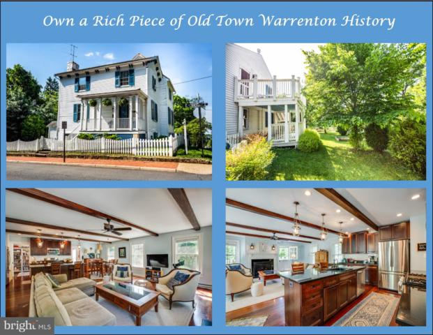 102 Winchester Street, WARRENTON, VA 20186 (#VAFQ160306) :: Charis Realty Group