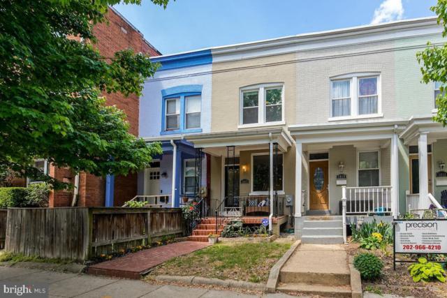 1017 Fairmont Street NW, WASHINGTON, DC 20001 (#DCDC427674) :: Eng Garcia Grant & Co.