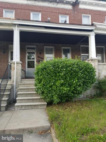 2580 Edmondson Avenue, BALTIMORE, MD 21223 (#MDBA469328) :: Tessier Real Estate