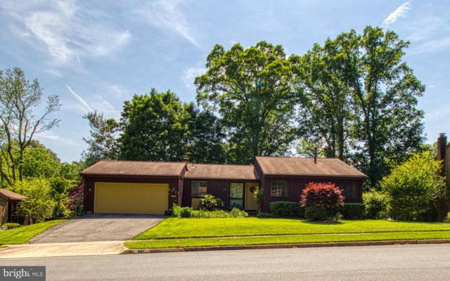 8811 Burbank Road, ANNANDALE, VA 22003 (#VAFX1063334) :: Generation Homes Group