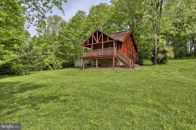 33 S 5TH Avenue, BARNESVILLE, PA 18214 (#PASK125876) :: The Jim Powers Team