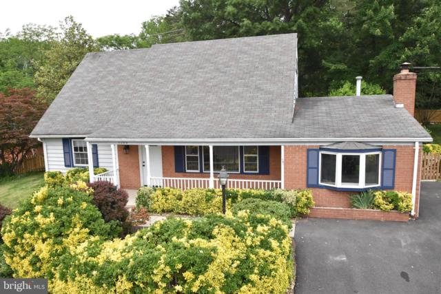 7200 Wickford Drive, ALEXANDRIA, VA 22315 (#VAFX1063408) :: The Putnam Group