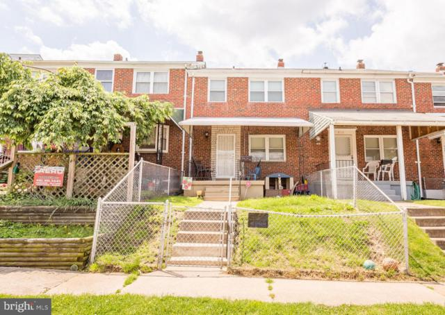 412 Scarsdale Road, BALTIMORE, MD 21224 (#MDBC458648) :: The Miller Team
