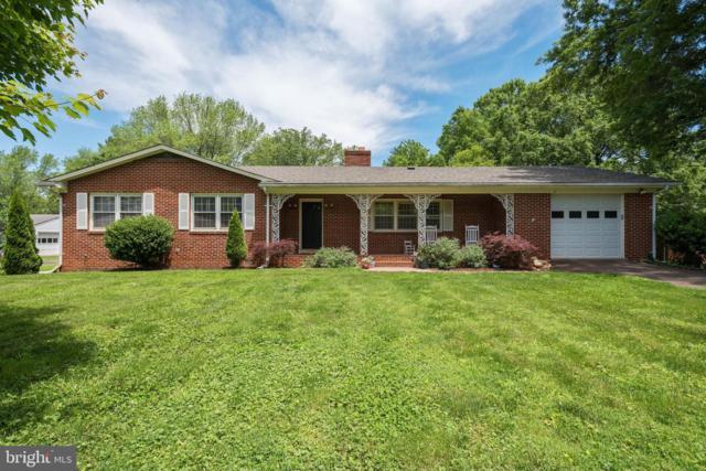 601 Fauquier Road, WARRENTON, VA 20186 (#VAFQ160330) :: Corner House Realty