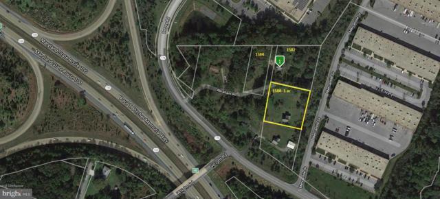 1580 Abraham Road, HANOVER, MD 21076 (#MDAA400496) :: Bob Lucido Team of Keller Williams Integrity