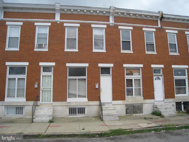1619 Darley Avenue, BALTIMORE, MD 21213 (#MDBA469450) :: The Miller Team