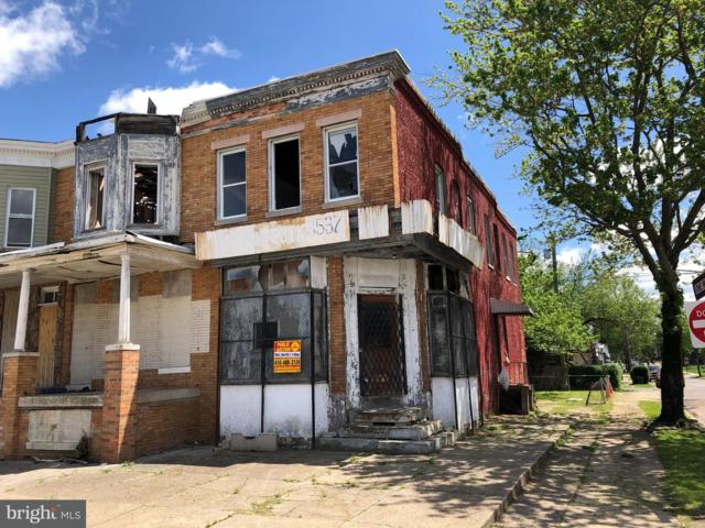 3537 W Belvedere Avenue, BALTIMORE, MD 21215 (#MDBA469454) :: Advance Realty Bel Air, Inc