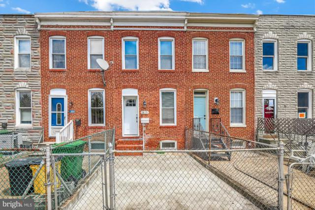 1615 Race Street, BALTIMORE, MD 21230 (#MDBA469460) :: Shamrock Realty Group, Inc