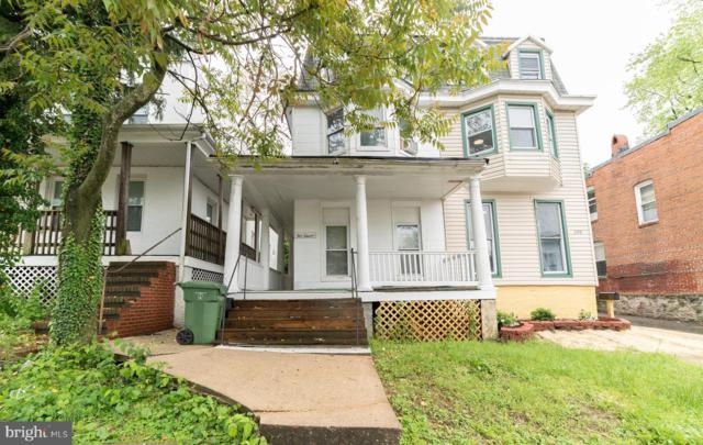 511 Chestnut Hill Avenue, BALTIMORE, MD 21218 (#MDBA469462) :: Blue Key Real Estate Sales Team