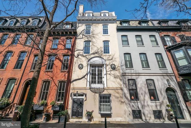 2031 Delancey Street, PHILADELPHIA, PA 19103 (#PAPH798986) :: Keller Williams Real Estate