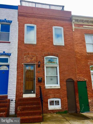 735 S Montford Avenue, BALTIMORE, MD 21224 (#MDBA469472) :: The Kenita Tang Team