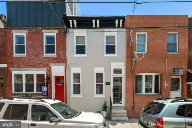 1407 S Clarion Street, PHILADELPHIA, PA 19147 (#PAPH799040) :: ExecuHome Realty