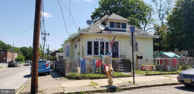 338 N 37TH Street, PENNSAUKEN, NJ 08110 (#NJCD366166) :: John Smith Real Estate Group