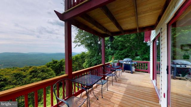 2082 High Apple Mountain Road, ROMNEY, WV 26757 (#WVHS112608) :: Arlington Realty, Inc.